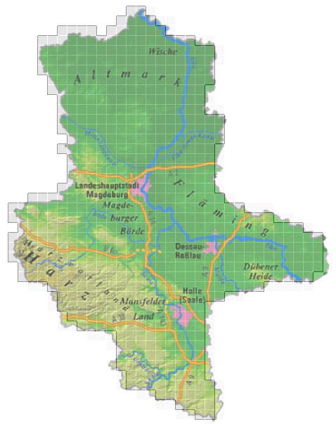 Topographische Karte Thüringen.Geoshop Des Lvermgeo Topographische Karten 1 25 000
